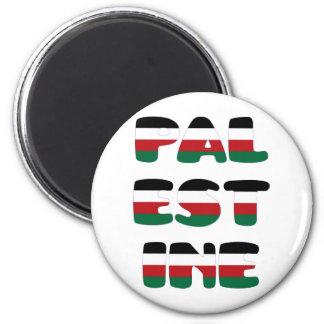 Palestina Imán Para Frigorifico