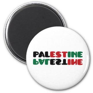 Palestina Imán Para Frigorífico