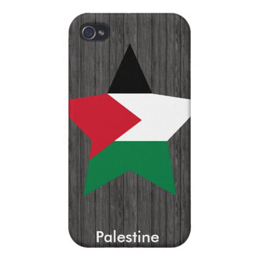 Palestina iPhone 4 Cárcasas