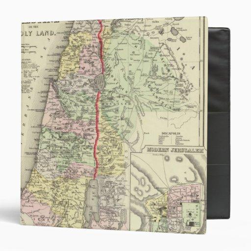 """Palestina, Jerusalén 2 Carpeta 1 1/2"""""""