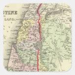 Palestina, Jerusalén 2 Pegatina Cuadrada