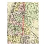 Palestina, Jerusalén 2 Postal