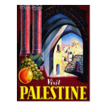 Palestina, Jerusalén Postales