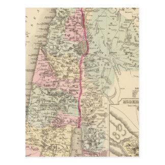Palestina, Jerusalén Tarjeta Postal