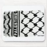 Palestina Keffiyah Alfombrilla De Ratón