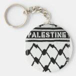 Palestina Keffiyah Llavero Personalizado