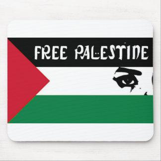 Palestina libre - فلسطينعلم - bandera palestina alfombrilla de ratón