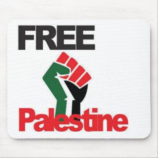 Palestina libre - فلسطينعلم - bandera palestina mouse pad