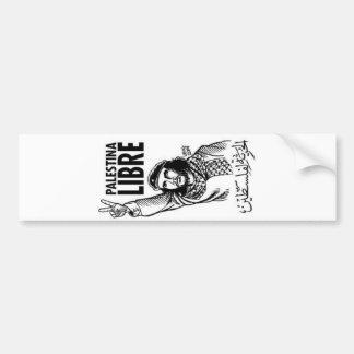 palestina libre bumper stickers