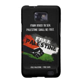 Palestina libre samsung galaxy s2 carcasa