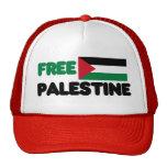 Palestina libre gorra