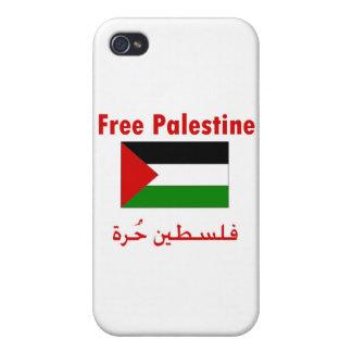 Palestina libre iPhone 4/4S funda