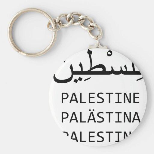 Palestina libre llavero personalizado
