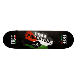 Palestina libre patín