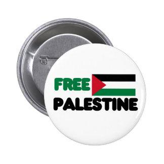 Palestina libre pins