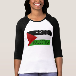 Palestina libre polera