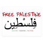 Palestina libre postal