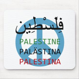 Palestina libre tapetes de ratones
