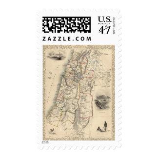 Palestina moderna timbres postales