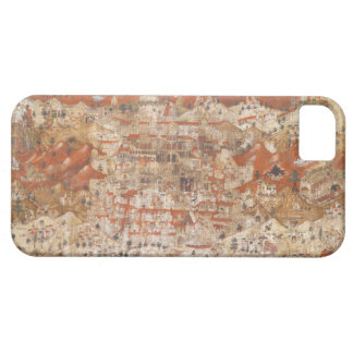 Palestine 15th Century Topography of the Holy Land iPhone SE/5/5s Case