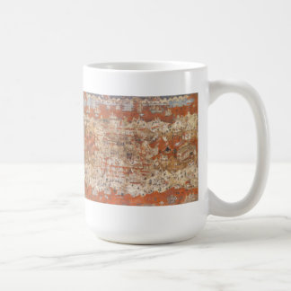 Palestine 15th Century Topography of the Holy Land Classic White Coffee Mug