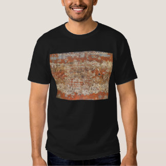 Palestine 15th Century Topography of the Holy Land T-Shirt