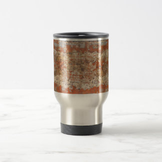 Palestine 15th Century Topography of the Holy Land Travel Mug
