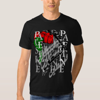 Palestine .3 black T-Shirt