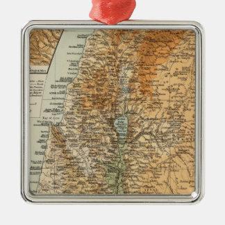 Palestine 3 christmas tree ornaments