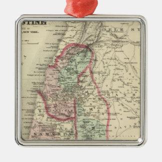Palestine 4 christmas tree ornaments