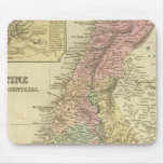 Palestine & Adjacent Countries Mouse Pad