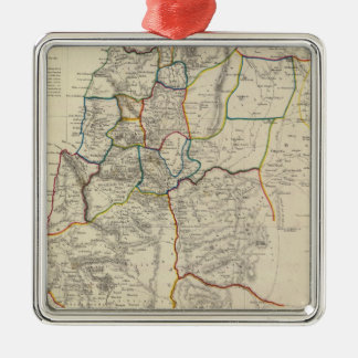 Palestine, adjacent districts ornament