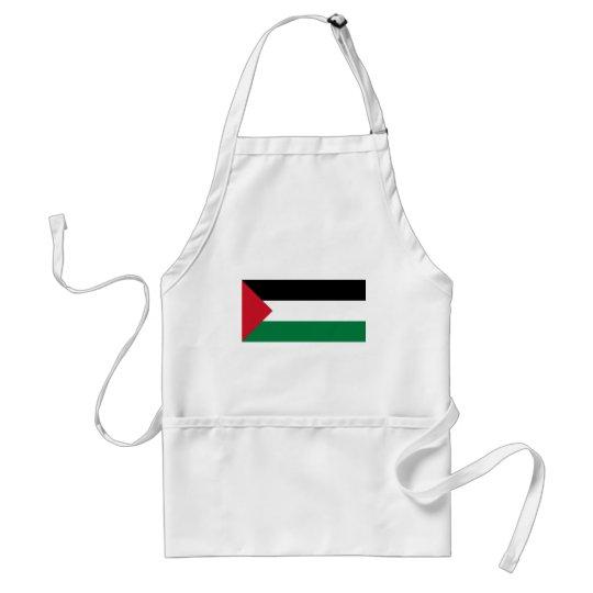 palestine adult apron