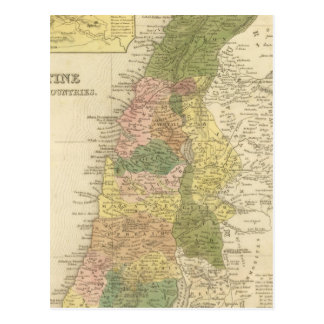 Palestine and Adjacent Countries Postcards
