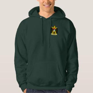 Palestine (Arabic) Hooded Sweatshirt
