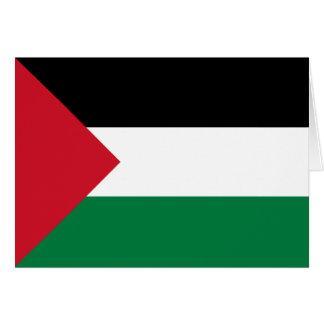 palestine card