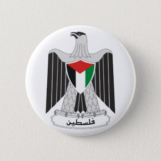 palestine coat of arms button