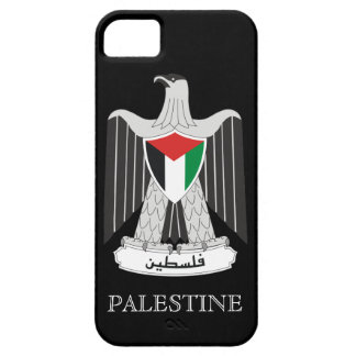 palestine coat of arms iPhone 5 cases