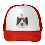 Palestine Coat of Arms detail Mesh Hat