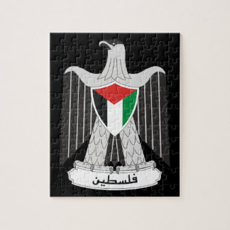 palestine coat of arms jigsaw puzzle