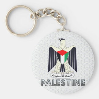 Palestine Coat of Arms Keychains