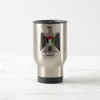 Palestine Coat of Arms Mug