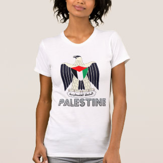 Palestine Coat of Arms Tee Shirts