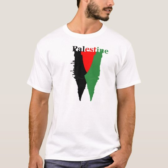 Palestine- Cry for Palestine Series T-Shirt