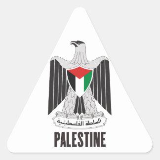 PALESTINE - emblem/flag/coat of arms/symbol Triangle Sticker