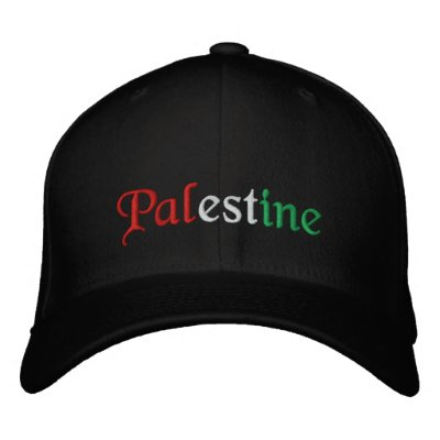 Palestine Embroidered Hats