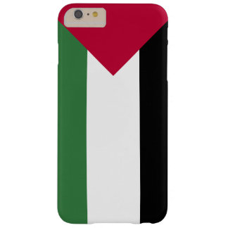 Palestine Flag Barely There iPhone 6 Plus Case
