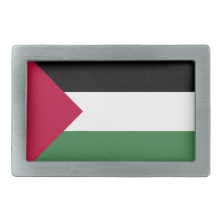 Palestine Flag Belt Buckle