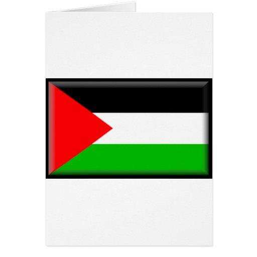 Palestine Flag Cards