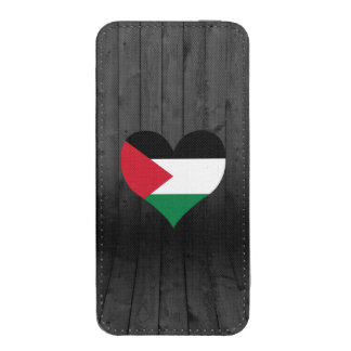 Palestine flag colored iPhone 5 pouch